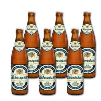 Weihenstephaner pšenično pivo 6 X 0.5l – NEDELJNA AKCIJA!