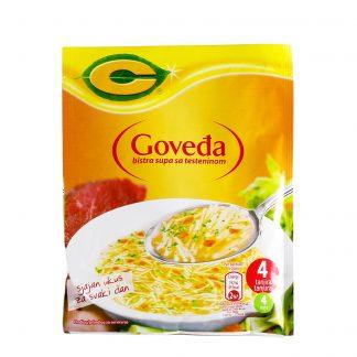 C Bistra goveđa supa 58g