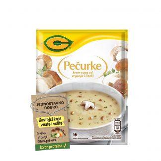 C Krem supa od pečuraka 52g