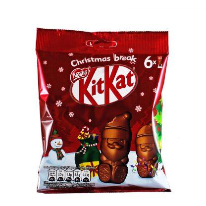 Kit Kat mini čoko Deda Mraz 66g