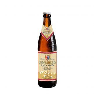 Memminger Dunkle Weiss tamno pšenično pivo 0.5l