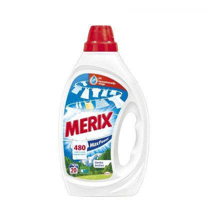 Merix gel Max Power Mountain fresh 1.32l