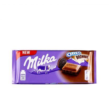 Milka čokolada Oreo Brownie 100g