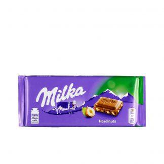 Milka čokolada sa lešnicima 80g