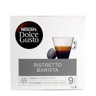 Nescafe Dolce Gusto Barista Ristretto kafa 16kom