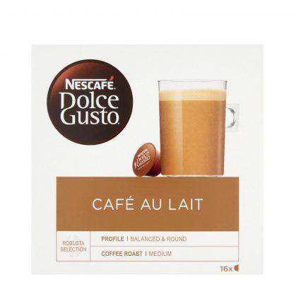 Nescafe Dolce Gusto Cafe au lait kafa 16 kom
