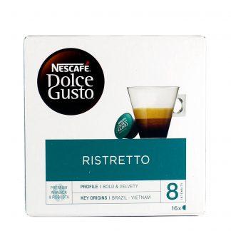 Nescafe Dolce Gusto Espresso Ristretto kafa 16kom
