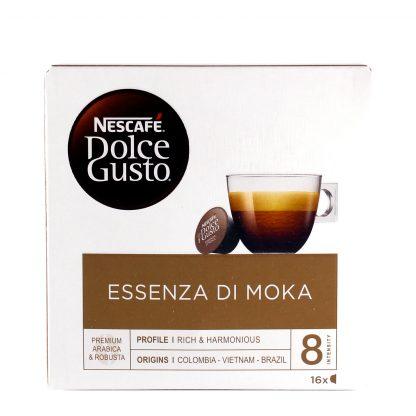 Nescafe Dolce Gusto Essenza di Moka kafa 16kom