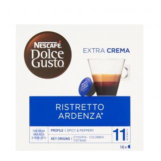 Nescafe Dolce Gusto Ristretto Ardenza kafa 16kom
