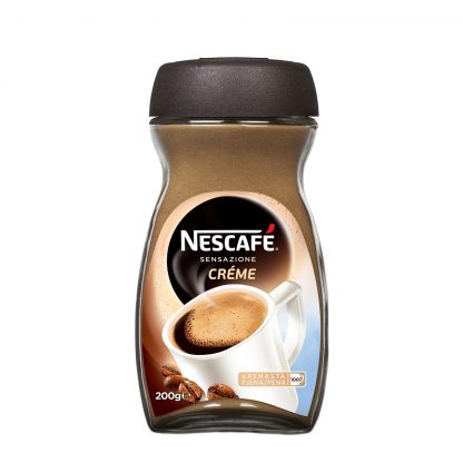 Nescafe Sensazione Creme instant kafa 200g