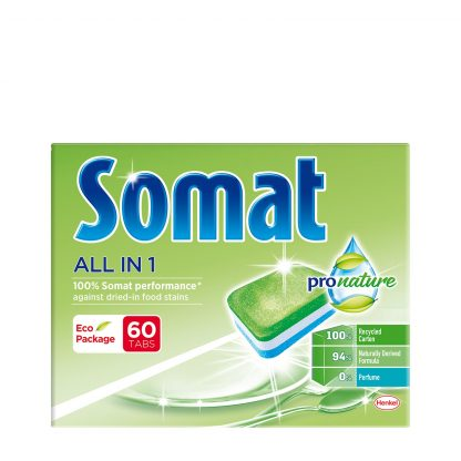 Somat All-in-one ProNature tablete 60kom