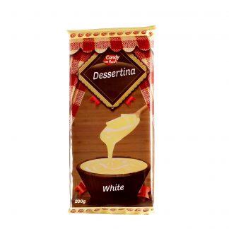 Dessertina bela kakao tabla 200g
