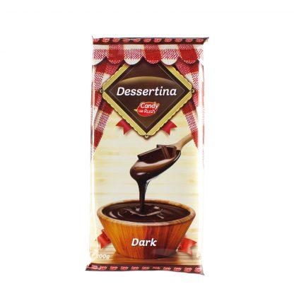 Dessertina tamna kakao tabla 200g