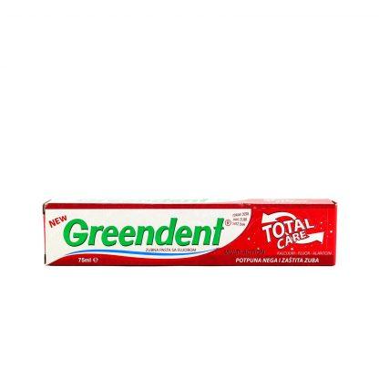 Greendent Total Care pasta za zube 75ml