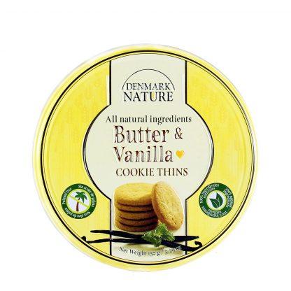 Jacobsens Denmark Nature keks maslac i vanila 150g