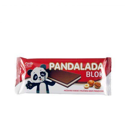 Pandalada blok 80g
