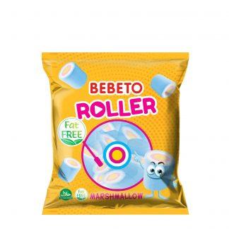 Bebeto bombone Roller Marshmallow 60g