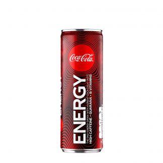Coca-Cola Energy 0.25l