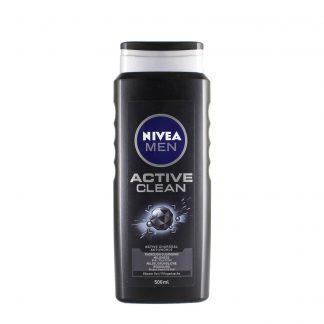 Nivea Men Active Clean gel za tuširanje 500ml