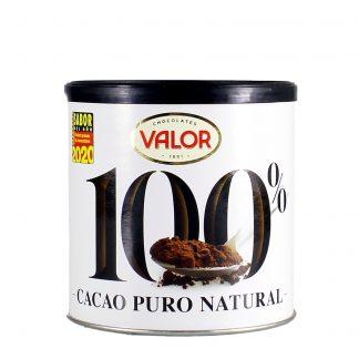 Valor Natural kakao prah bez šećera 250g