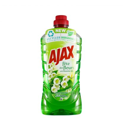 Ajax Spring Flowers sredstvo za čišćenje 1l