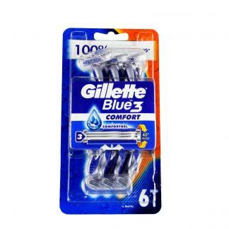 Gillette brijači Blue 3 Comfort 6 kom