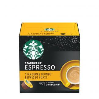 Starbucks Dolce Gusto Blonde Espresso Roast kafa 12 kom