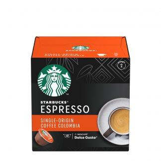 Starbucks Dolce Gusto Espresso Colombia kafa 12 kom