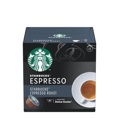 Starbucks Dolce Gusto Espresso Roast kafa 12 kom