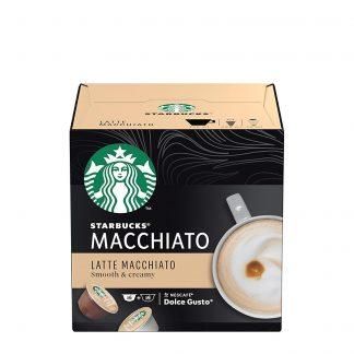 Starbucks Dolce Gusto Latte Macchiato kafa 2x6kom