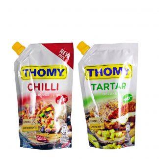 Thomy sos paket chilli i tartar – NEDELJNA AKCIJA