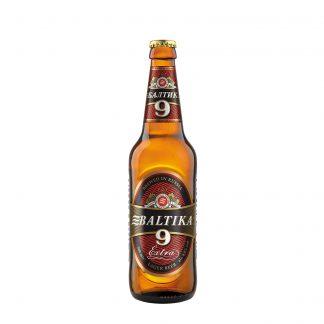 Baltika 9 svetlo jako pivo 0.45l