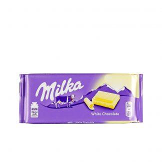 Milka White čokolada 100g