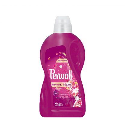 Perwoll Renew&Blossom tečni deterdžent 1.8l
