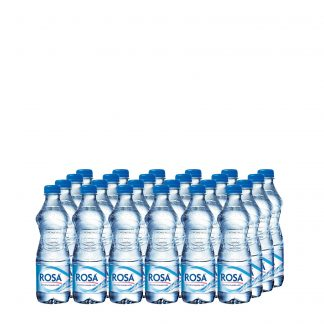 Rosa negazirana voda 24 x 0.5l – NEDELJNA AKCIJA