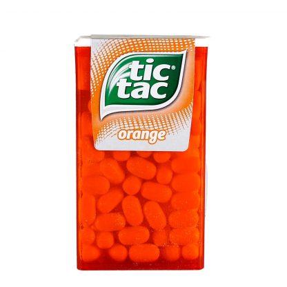 Tic Tac bombone pomorandža 49g