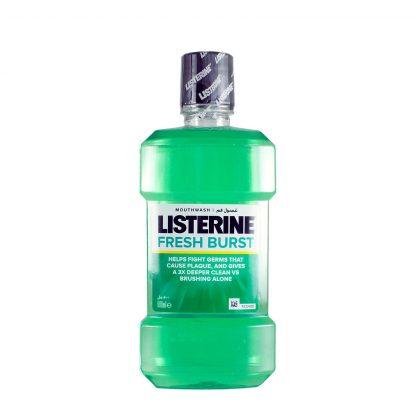Listerine tečnost za ispiranje usta Fresh Burst 500ml
