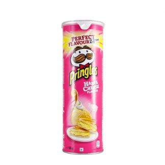 Pringles čips Ham&Cheese 165g
