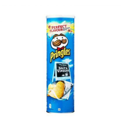 Pringles čips Salt&Vinegar 165g