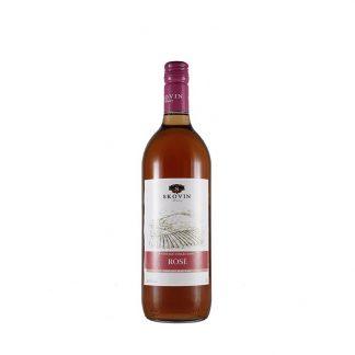 Skovin vino roze 1l osvežavajuće polusuvo roze vino dobijeno od sorte grožđa Vranec. Služi se uz hladnja predjela, piletinu, morske plodove ili salate.