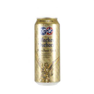 Hacker Pschorr Minhensko zlatno pivo 0,5l